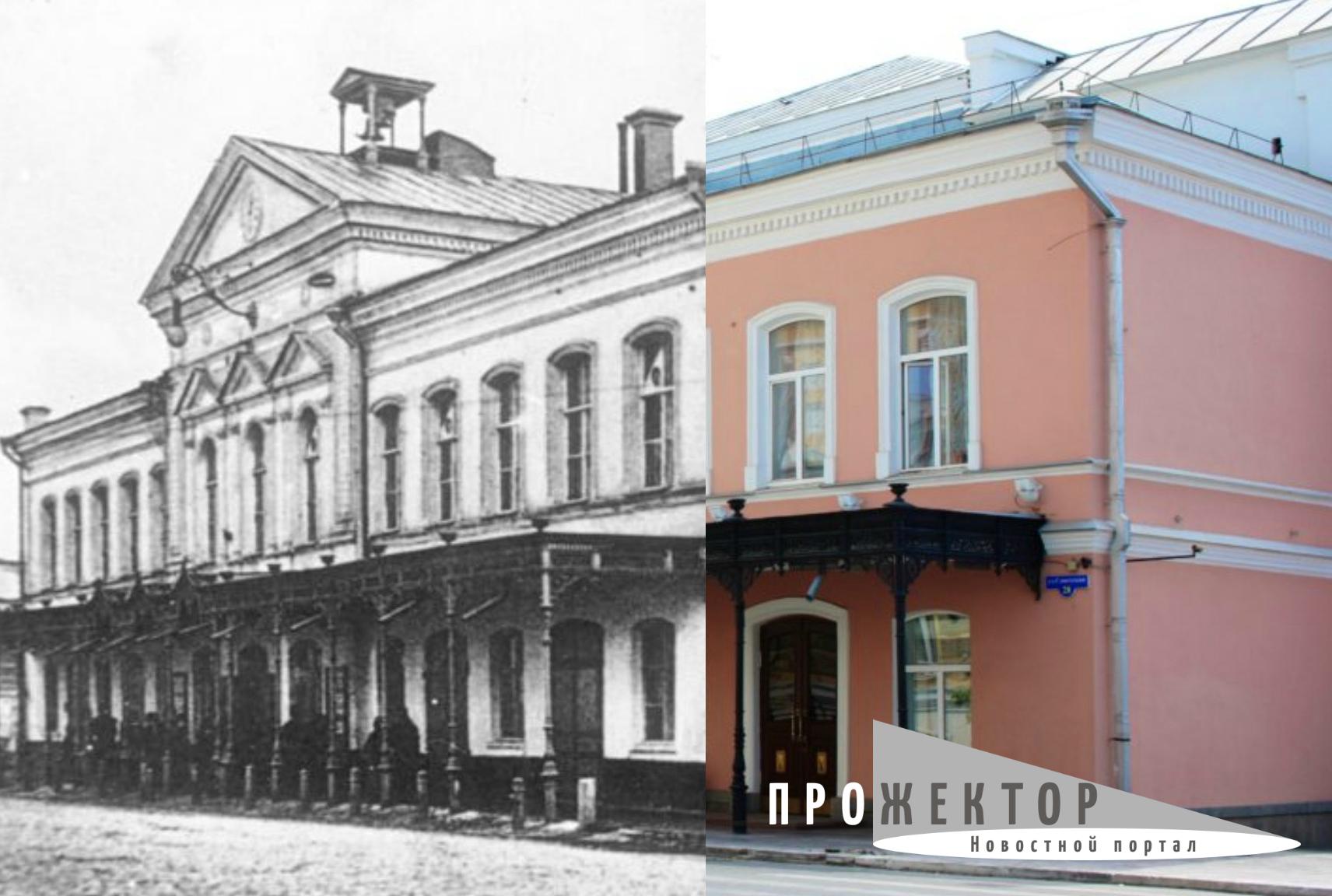 Вместо старейшего русского театра в Астрахани должна была быть баня