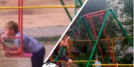Спустя месяц «аквапарк» на Керченской ликвидирован
