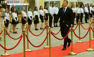 «Власть должна и будет работать для людей». В Астрахани прошла  инаугурация Игоря Бабушкина.