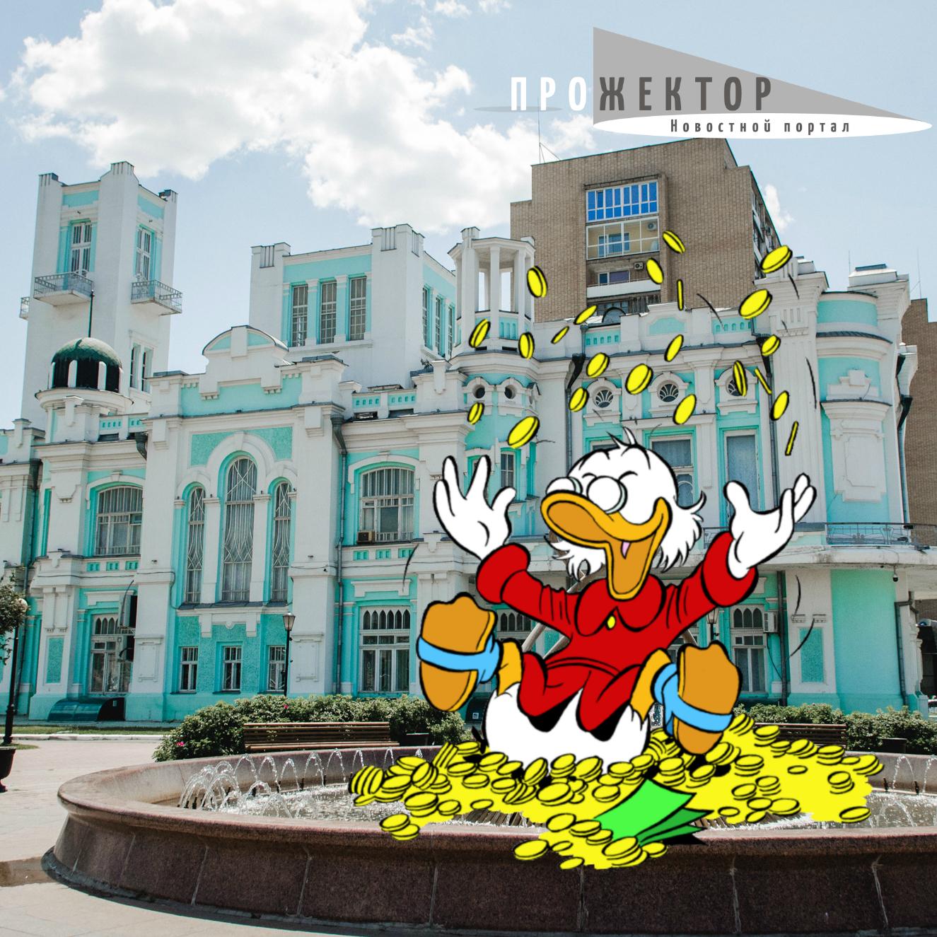 Как в Астрахани денежные дома стали обителями Эвтерпы и Мельпомены