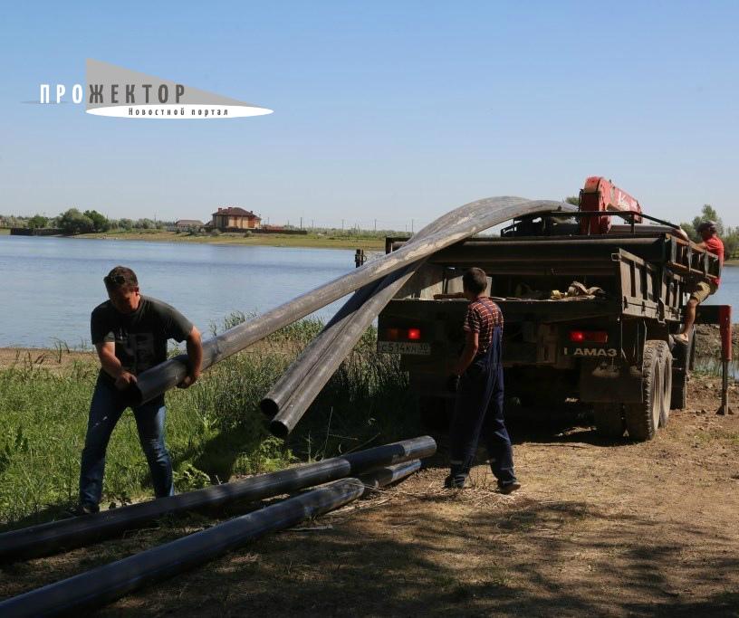 330 млн необходимо для строительства водопровода в селе Началово