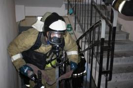 В общежитии  АГТУ случился пожар