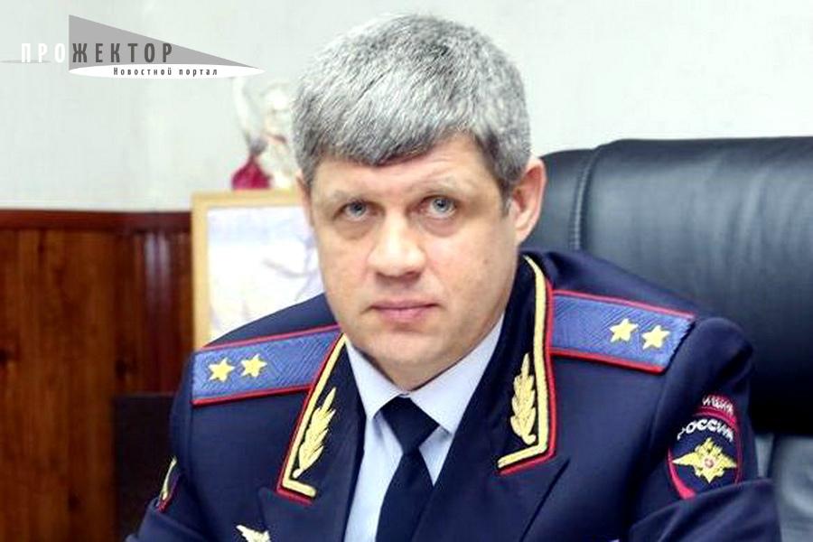 В Астраханской области новый начальник полиции