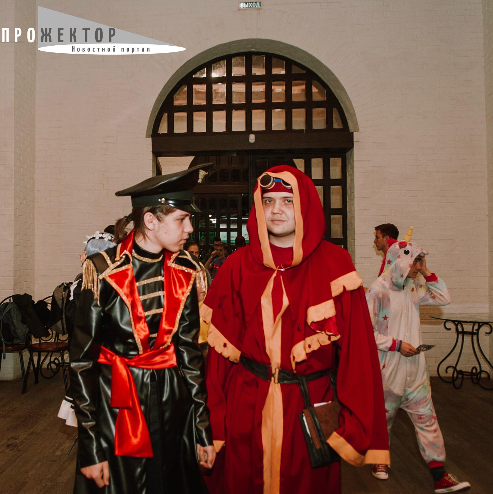 В Астрахани прошёл 4-й фестиваль гик-культуры. Фоторепортаж