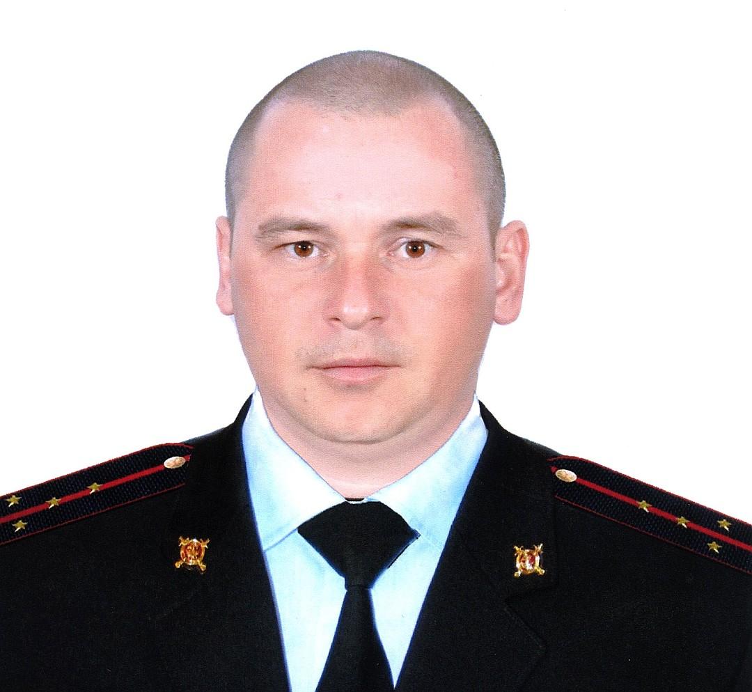 Астраханского полицейского наградили орденом мужества посмертно