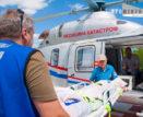 В Астрахани скорая помощь научится летать