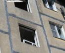 Управляющую компанию оштрафовали за отсутствие стёкл в подъезде