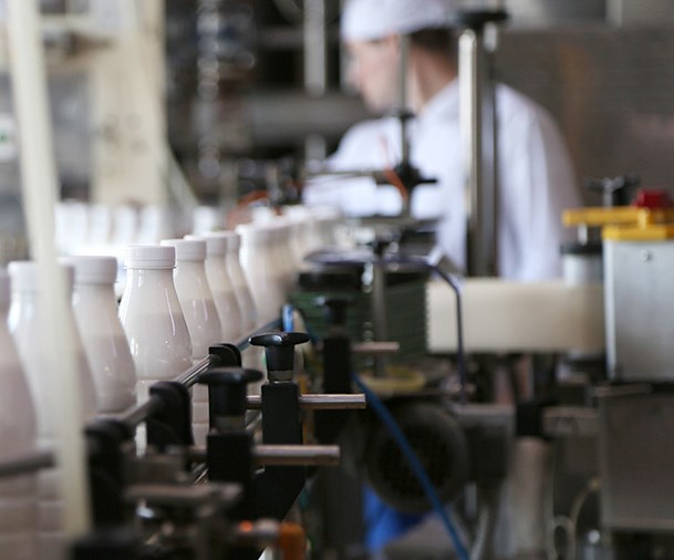 В Астрахани производили молочную продукцию с нарушениями