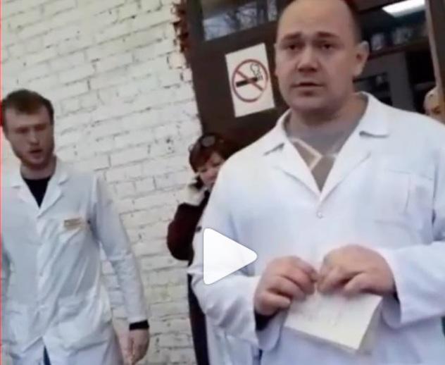 Фёдор Орлов отстранил от работы врача, отказавшего в медицинской помощи пострадавшему в ДТП