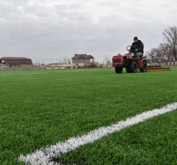 В 3-м Интернационале скоро откроют обновлённый стадион