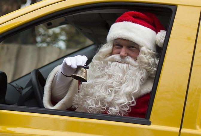 В новогодние праздники астраханские таксисты «задирут» цены