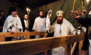 Астраханцы отметили праздник Крещения Господня