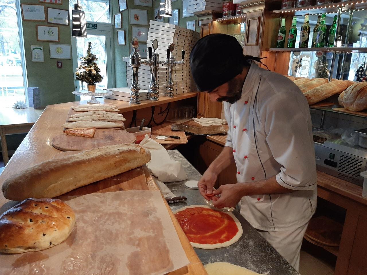Итальянец переехал из Рима в Астрахань и открыл здесь свой бизнес