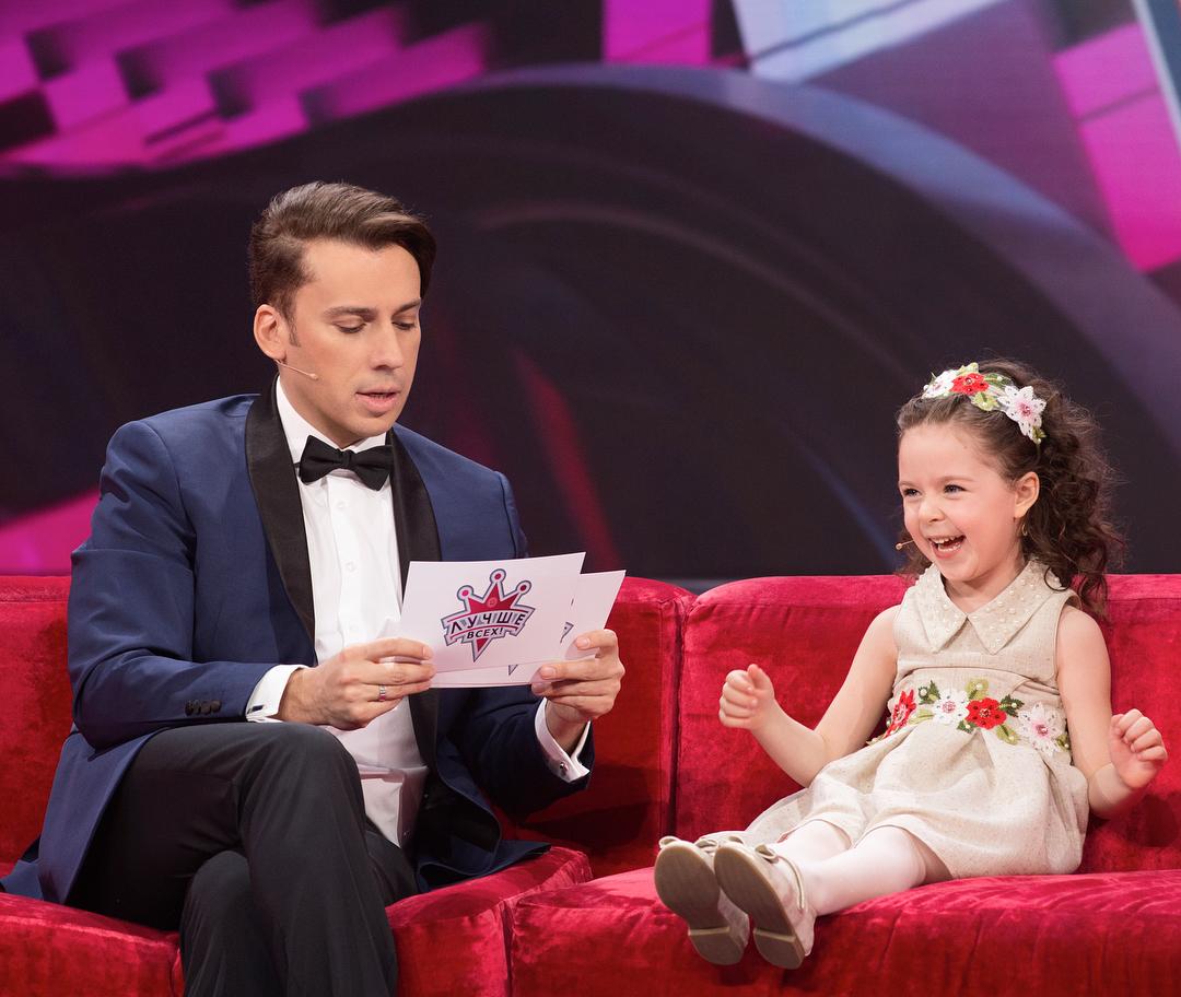 Астраханских малышей приглашают на шоу Максима Галкина