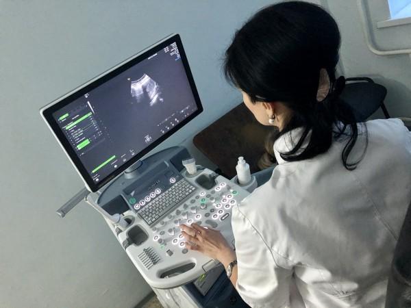 В астраханской больнице появилось современное оборудование для УЗИ