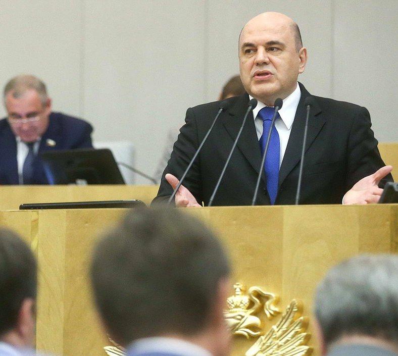 Кандидату в премьеры Михаилу Мишустину задали «астраханский» вопрос