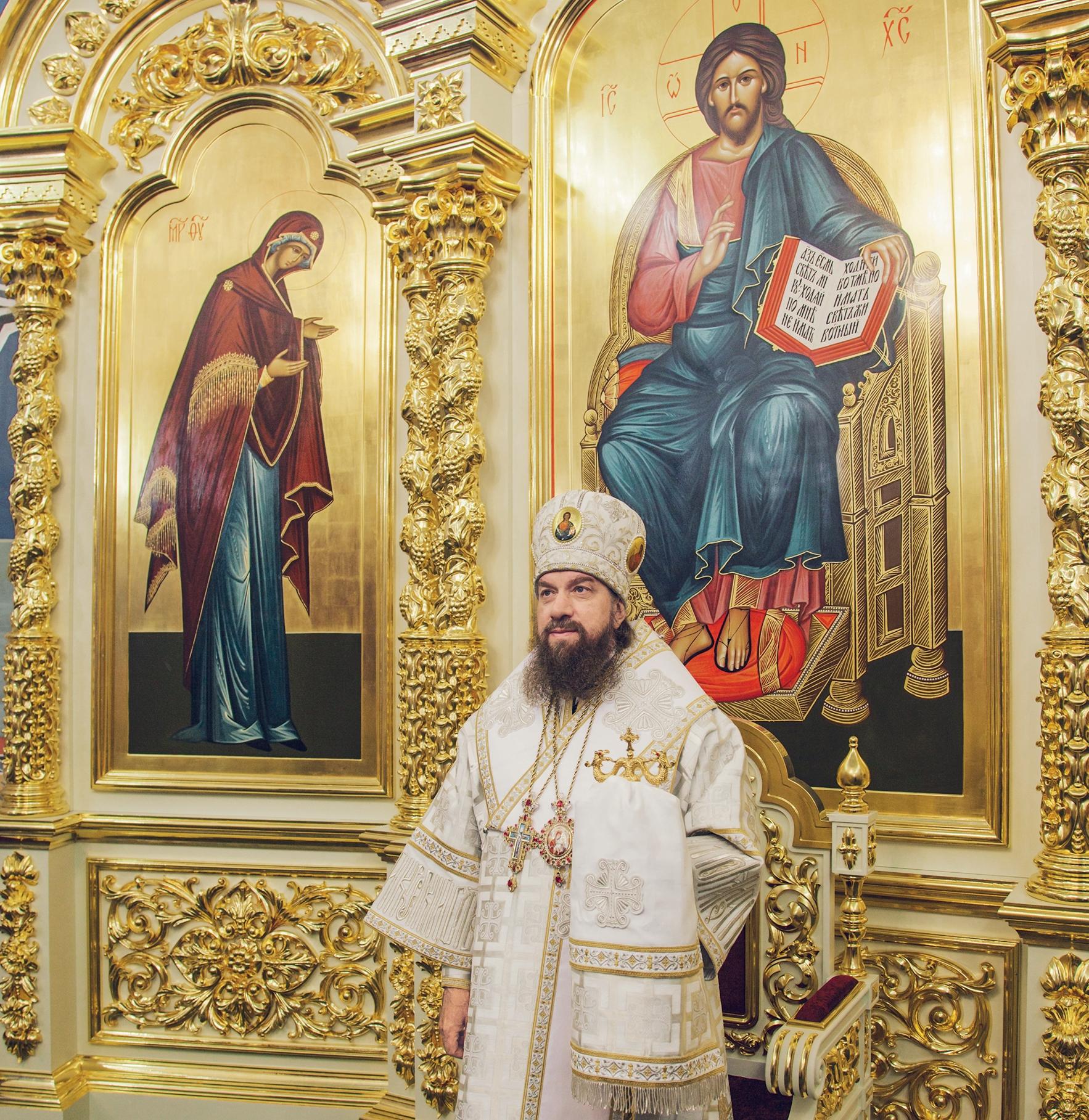 Рождественское послание митрополита Астраханского и Камызякского Никона