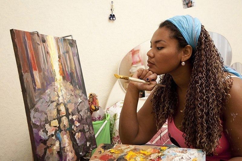Корнелия Манго даст художественный мастер-класс в Астрахани