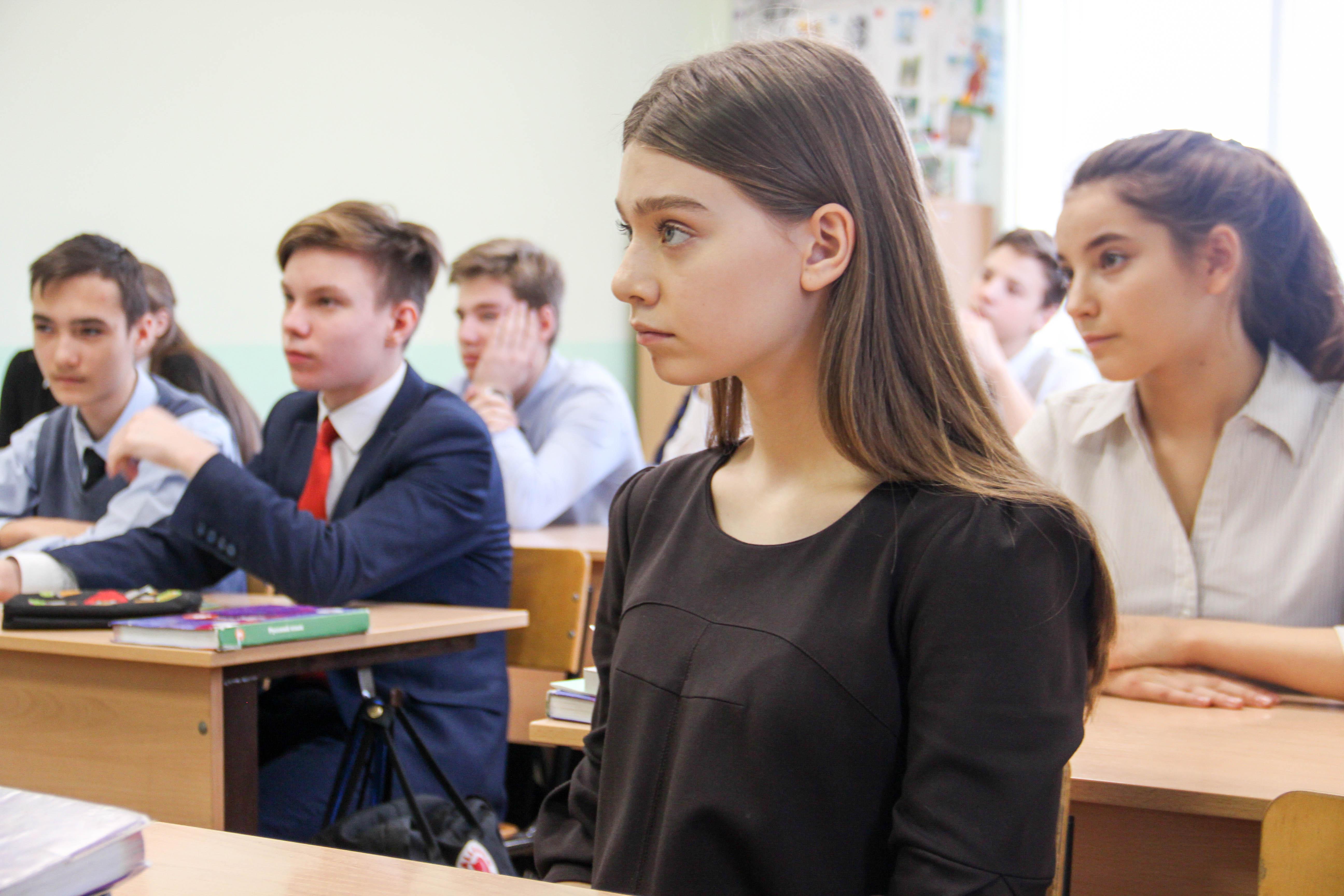 Астраханские девятиклассники прошли итоговое собеседование