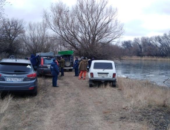 Трое молодых мужчин погибли в Астраханской области