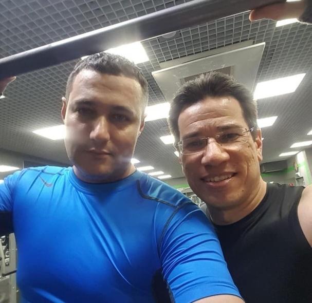 Астраханские чиновники показали спортивный пример