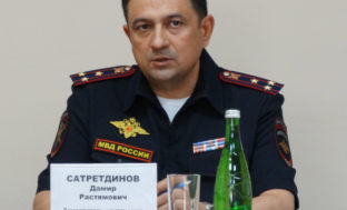 Астраханец занял руководящий пост в МВД Хакасии