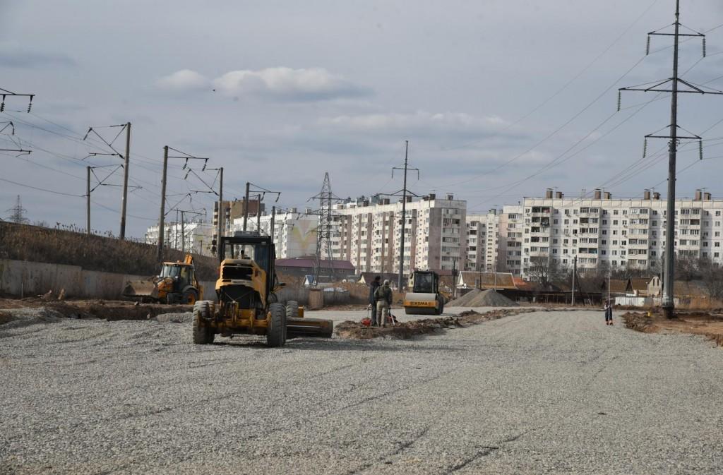 В Астраханской области на 9 объектах ведутся дорожные работы