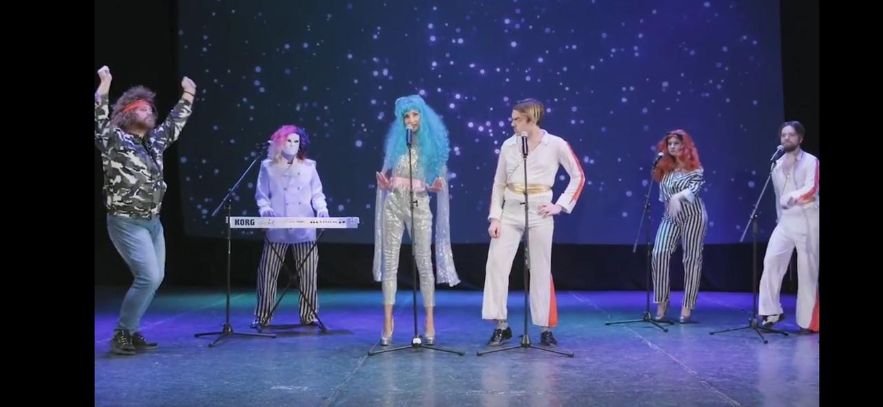 Астраханцы сняли пародию на Little Big