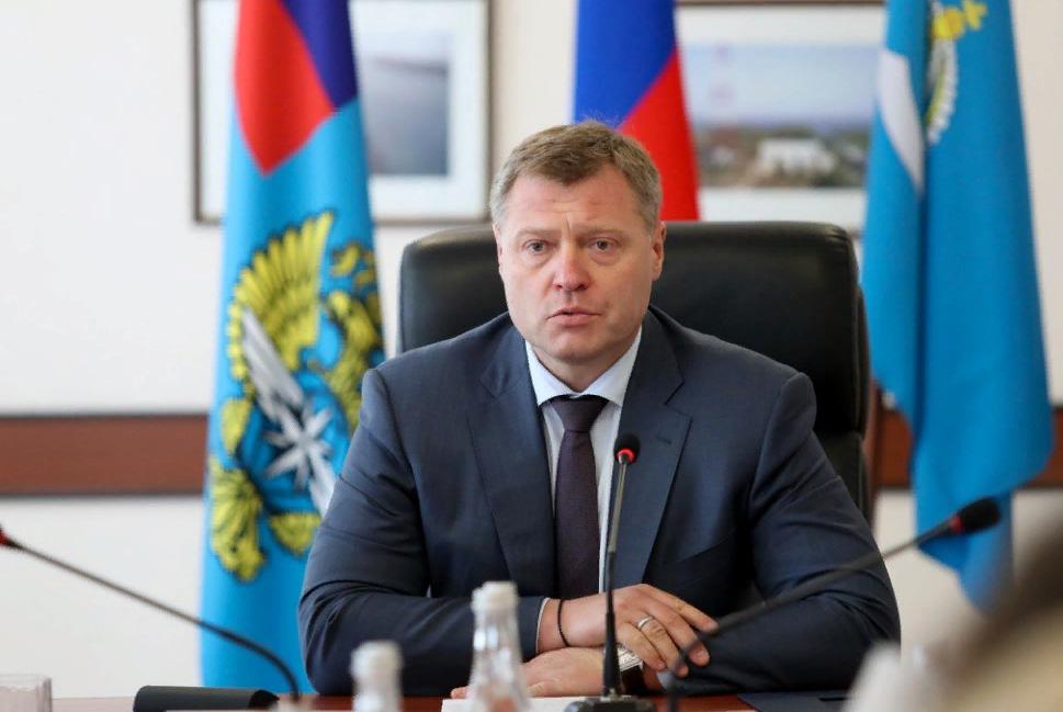 Игорь Бабушкин сделал заявление для астраханцев