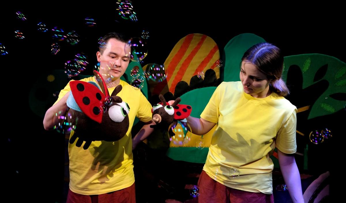 Театр кукол готовит бэби-спектакль для маленьких астраханцев
