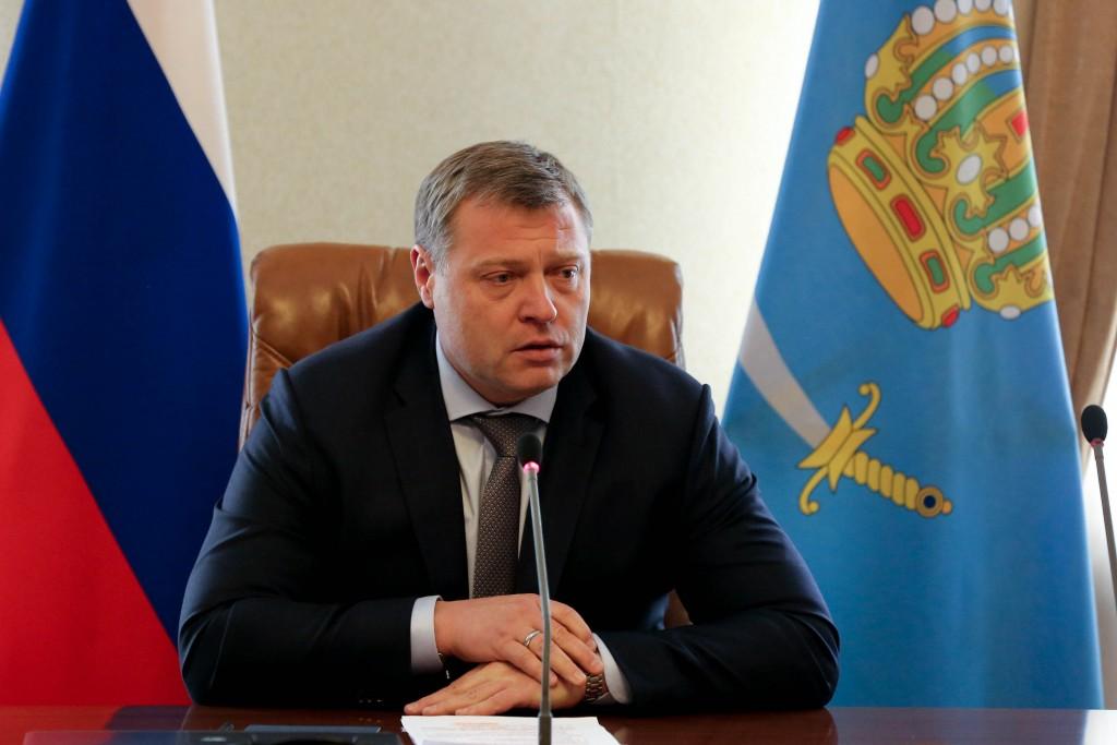 Игорь Бабушкин сделал важное обращение для астраханцев