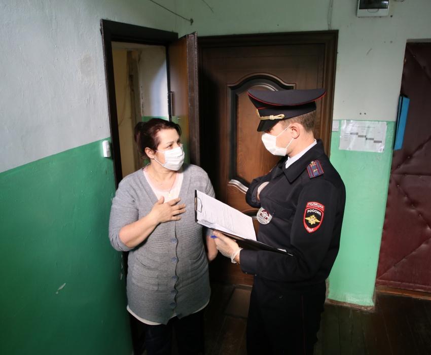Ещё 6 человек привлечены к ответственности за нарушение карантинных мер в Астрахани