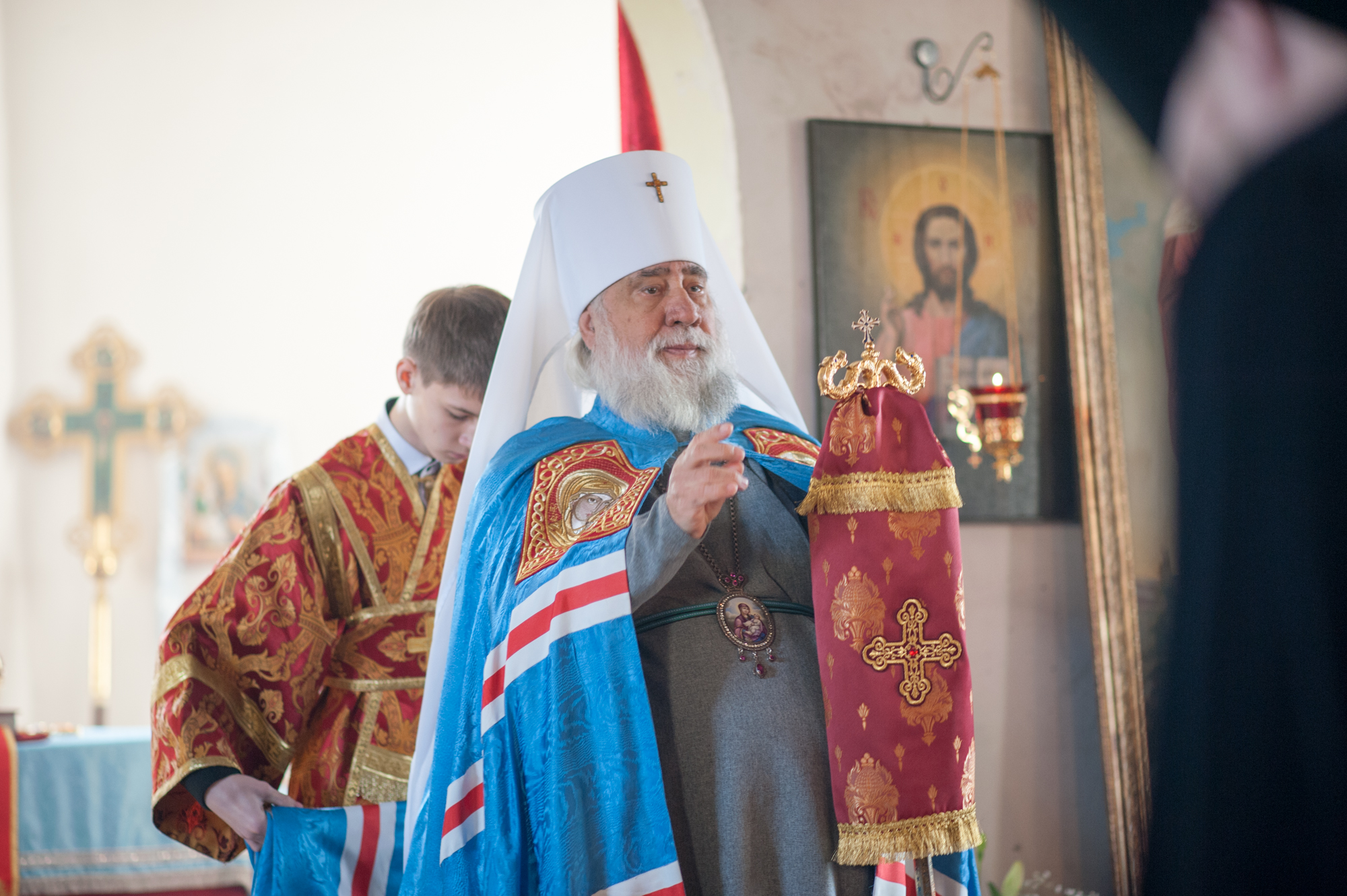 Скончался митрополит Астраханский и Камызякский Иона
