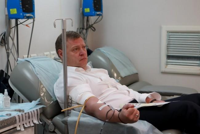 Известны результаты тестов на коронавирус у Игоря Бабушкина и членов кабмина