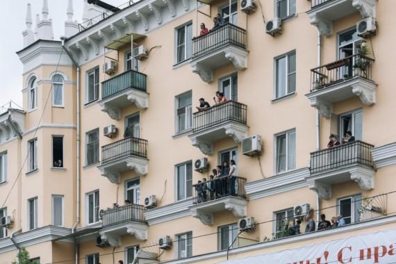 В День Победы астраханцам предлагают спеть всем двором