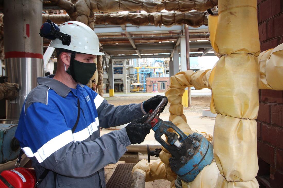 У работников астраханского  «Газпрома» выявлен коронавирус