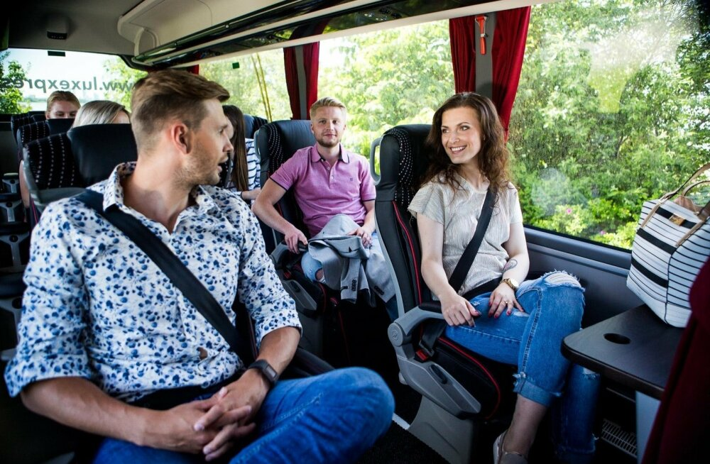 Из Астрахани пустили автобусы в Крым
