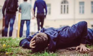 Трое астраханцев избили и ограбили гражданина Республики Беларусь