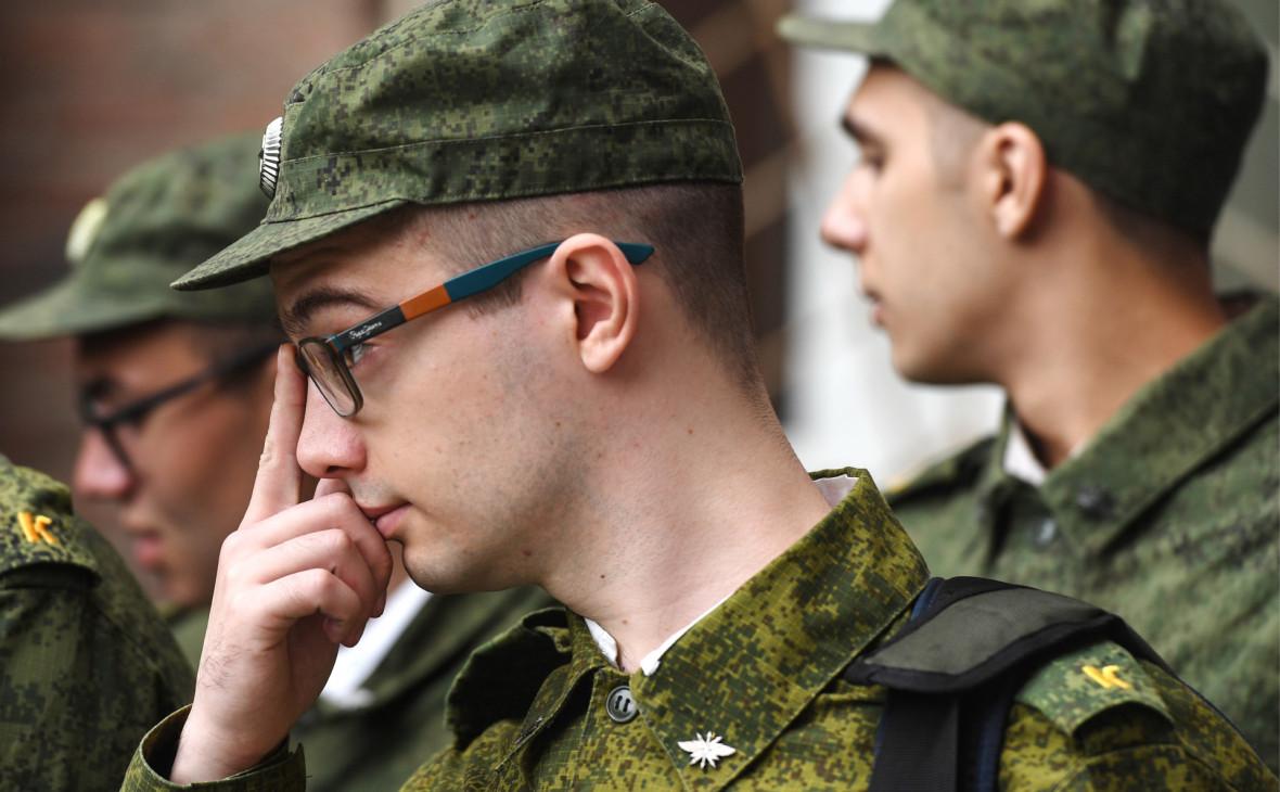 Астраханцев в запасе призывают на военные сборы