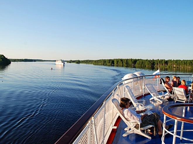 Астраханская область ожидает увеличение круизных программ
