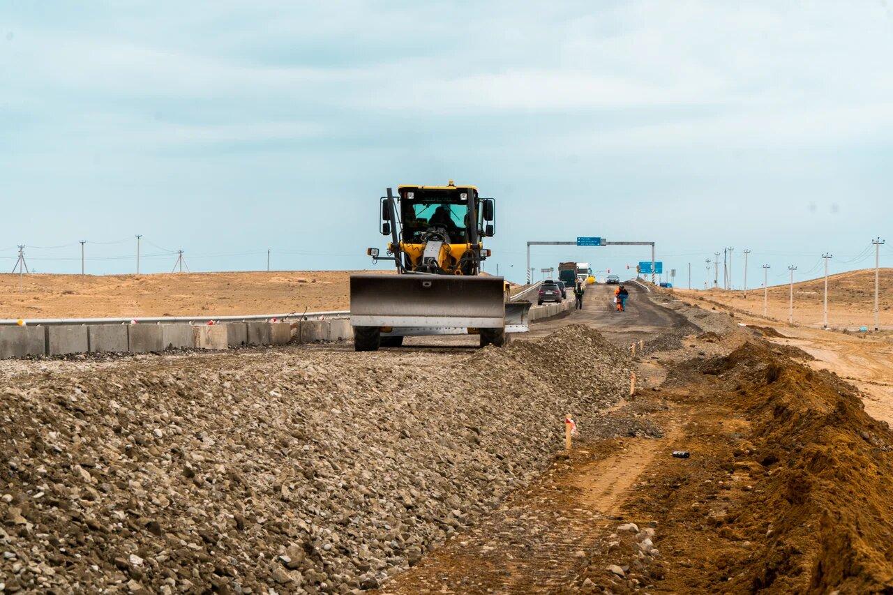 На пересечении федеральной трассы Астрахань-Махачкала с Николаевским шоссе будет временно отключен светофор