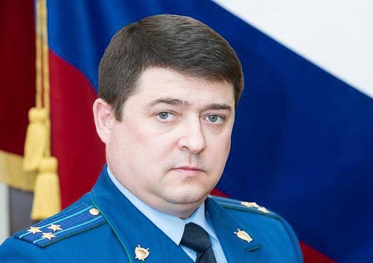 В Астрахани назначен новый прокурор