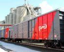 За первое полугодие с Астраханской железной дороги отправлено 4 млн тонн грузов