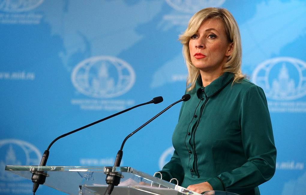 Мария Захарова отметила инициативу Астраханской области в помощи Казахстану