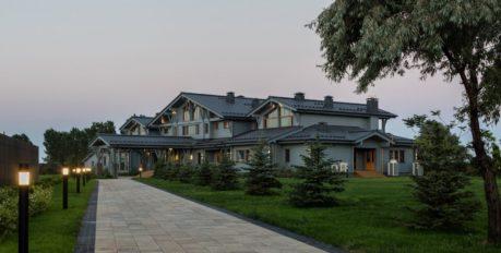 La Dacha Олега Тинькова в Астрахани снова открыта для гостей