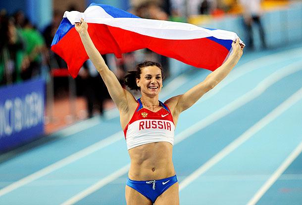 Елена Исинбаева планирует отдохнуть на озере Баскунчак