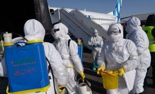 Астраханские медики поедут в Казахстан для борьбы с COVID-19
