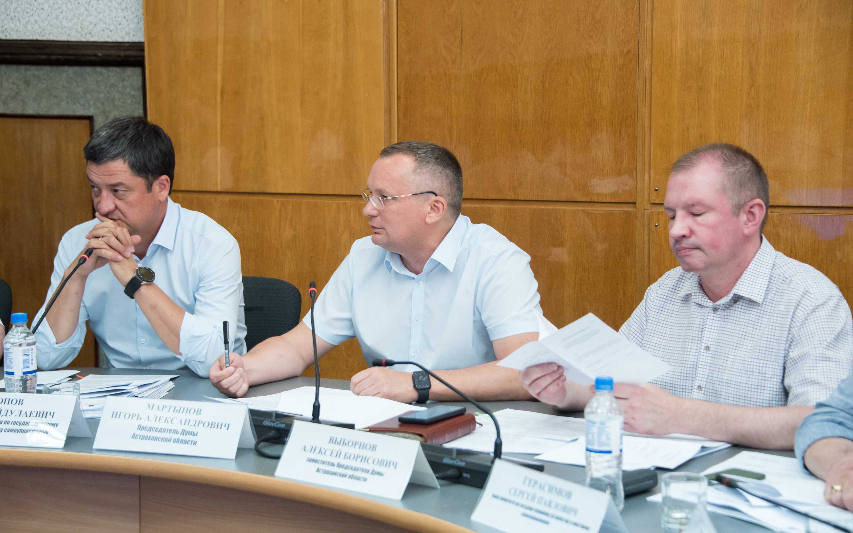 Правовая база Астраханской области приходит в соответствие с поправками в  Конституцию