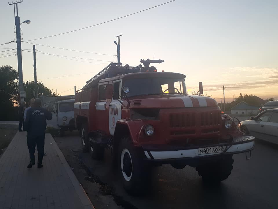 Жители «Тополиной рощи» обратились к администрации после опасного пожара