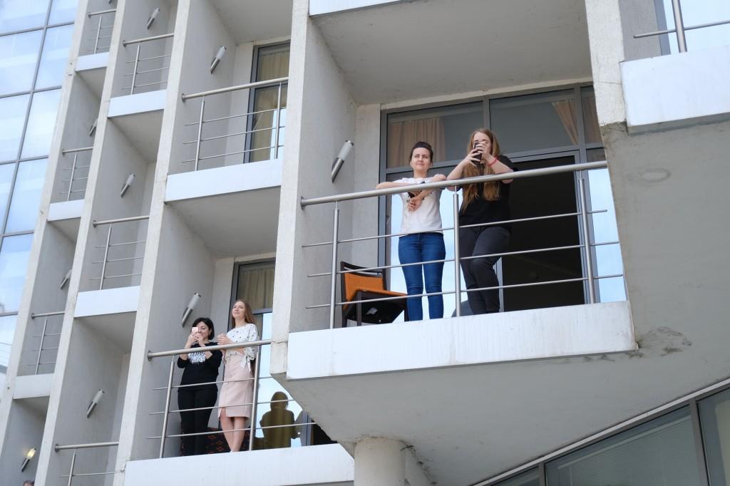 В Астрахани всё-таки прекратили обсервацию для медработников, работающих с ковидными пациентами